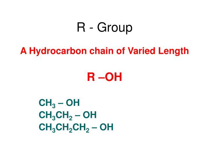 R - Group