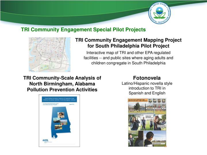 TRI Community Engagement
