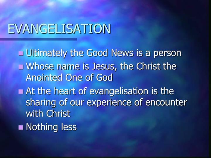 EVANGELISATION