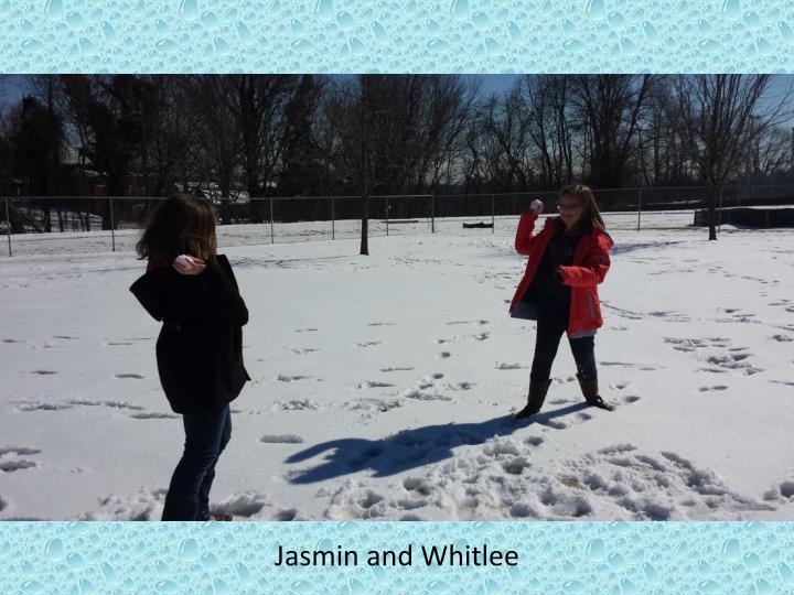 Jasmin and