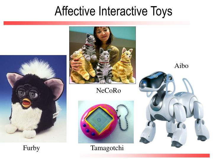 Affective Interactive Toys