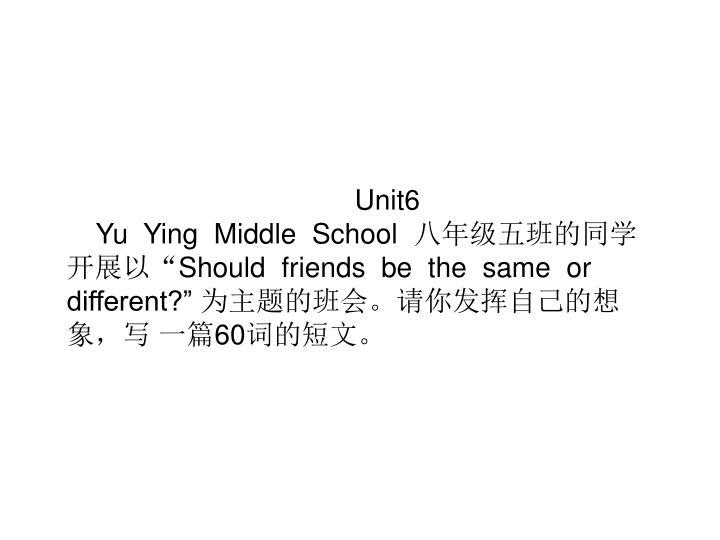 Unit6