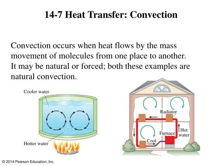14-7 Heat Transfer: