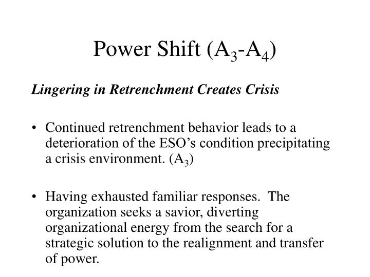 Power Shift (A