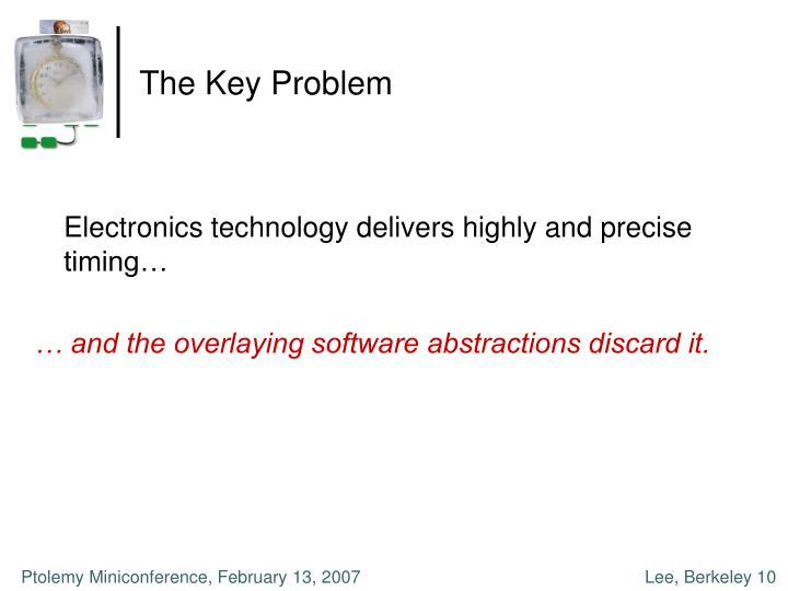 The Key Problem