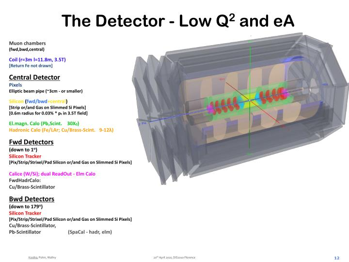 The Detector - Low Q