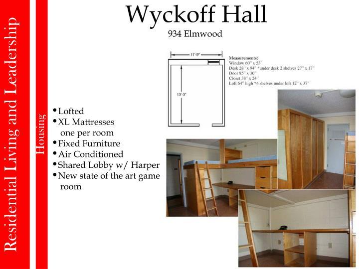 Wyckoff Hall