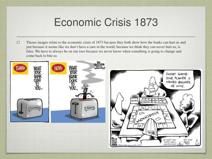 Economic Crisis 1873