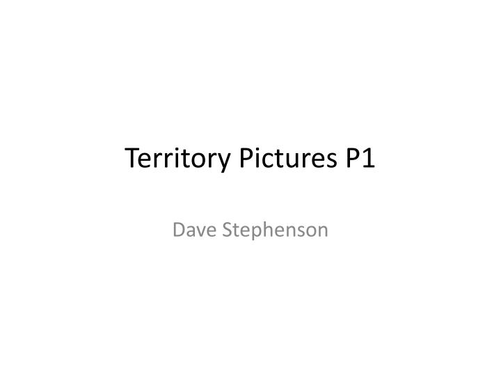 Territory Pictures P1