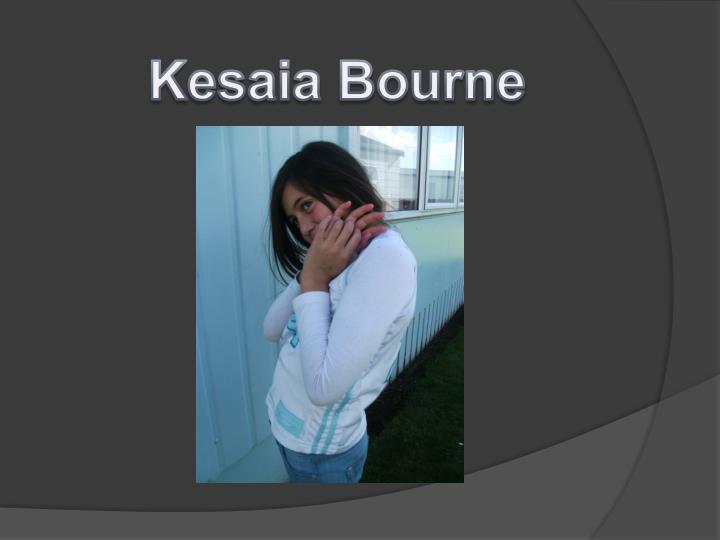 Kesaia Bourne