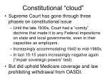 constitutional cloud