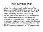 thrift savings plan1