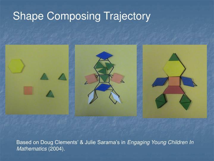 Shape Composing Trajectory