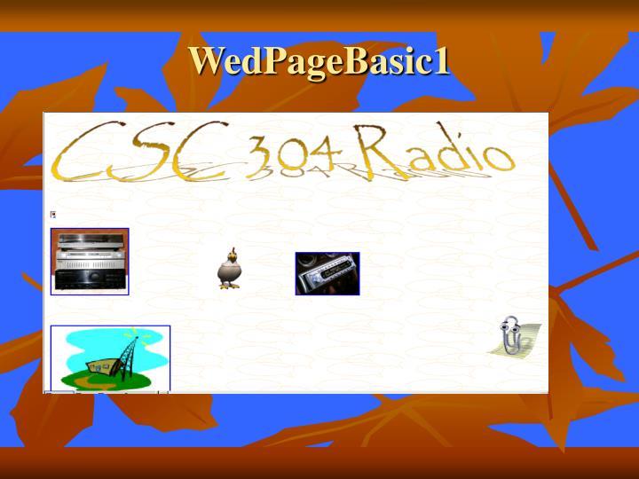 WedPageBasic1