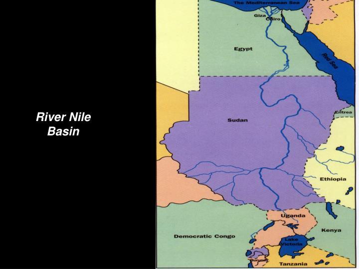 River Nile Basin