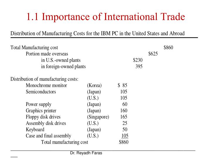 1 1 importance of international trade