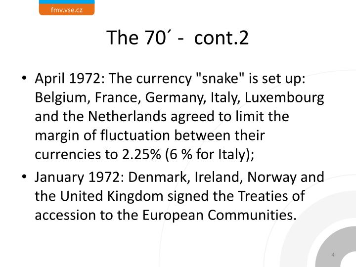 The 70´ -  cont.2