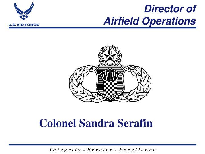 Director of