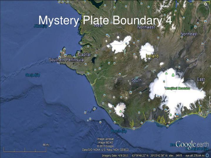 Mystery Plate Boundary 4