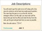 job descriptions4