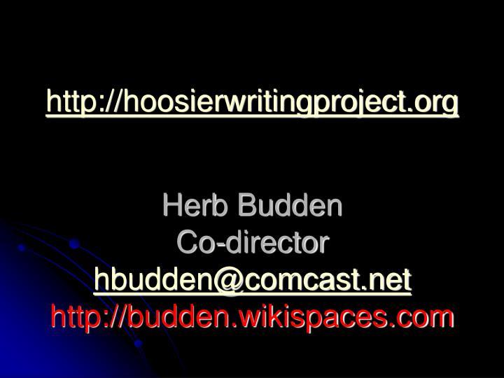 http://hoosierwritingproject.org