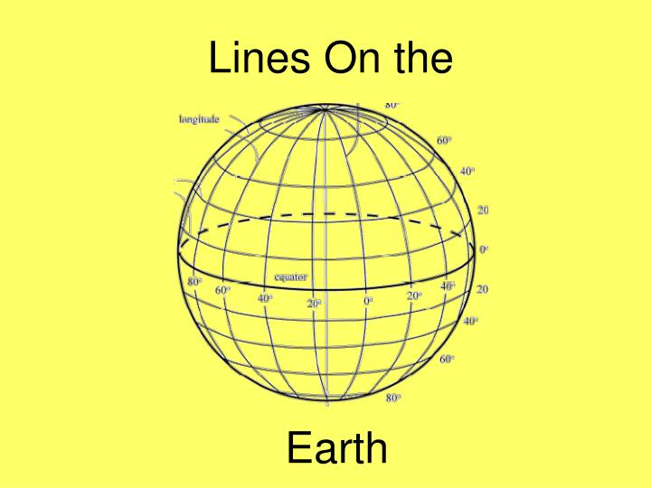 Lines On the