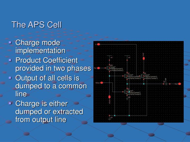 The APS Cell