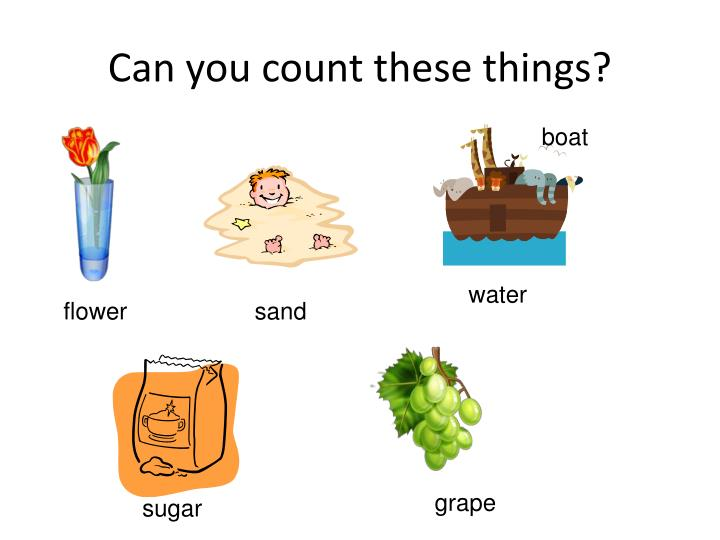 Can you count these things