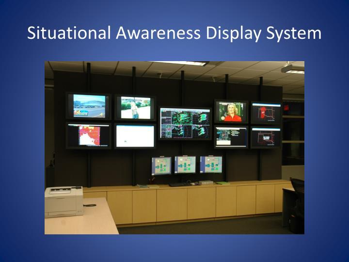 Situational Awareness Display System