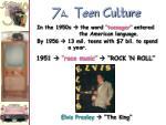 7 a teen culture