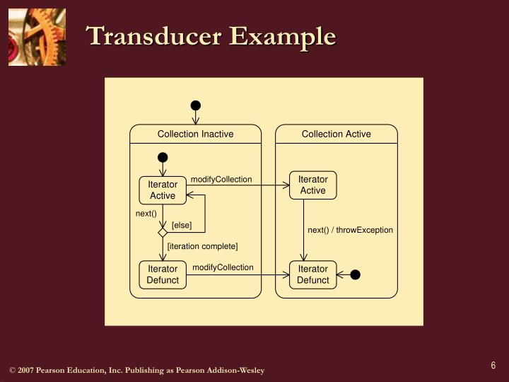 Transducer Example
