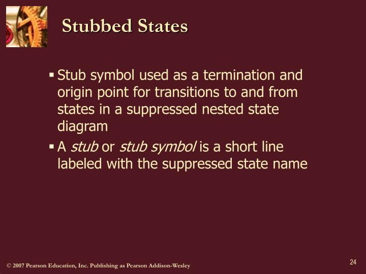 Stubbed States