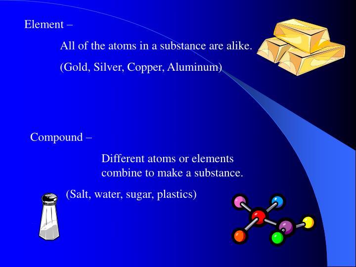 Element –