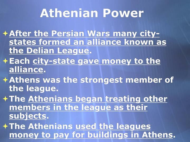 Athenian Power