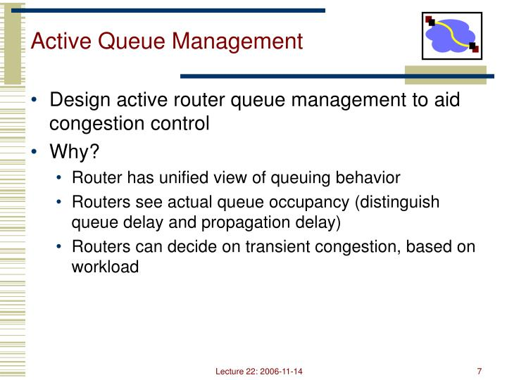 Active Queue Management