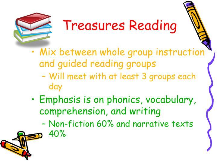 Treasures Reading