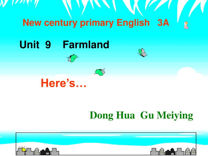 New century primary English   3A