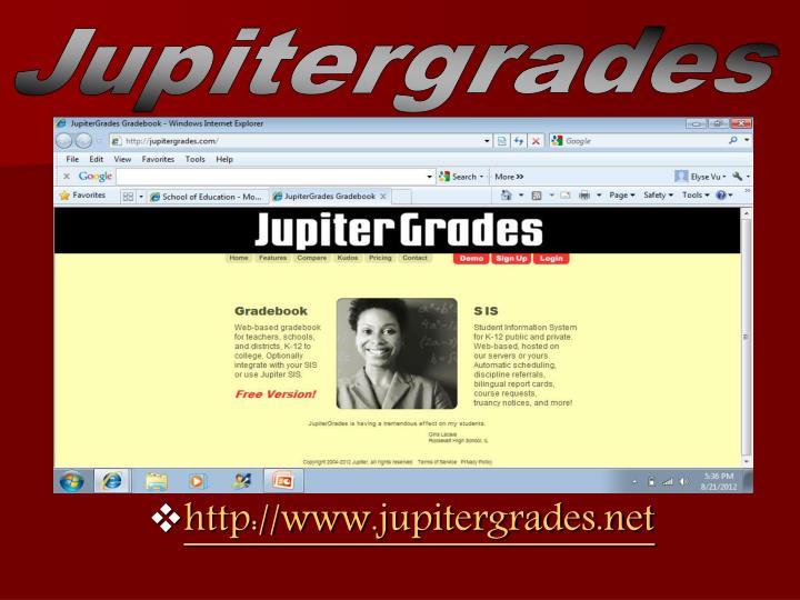 Jupitergrades