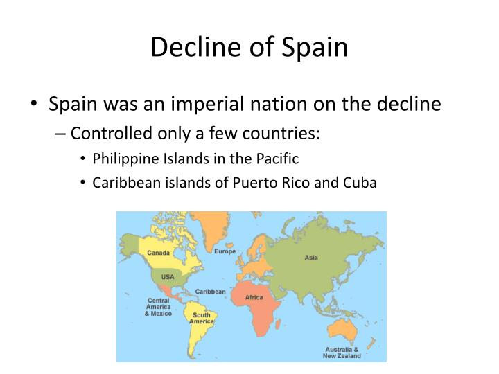 the decline of spain in the View notes - ap euro decline of spain from ap 101 at nyu i the decline of absolutist spain in the 17 th cent a spanish absolutism &ampamp greatness had preceded those of french b in 16 th.