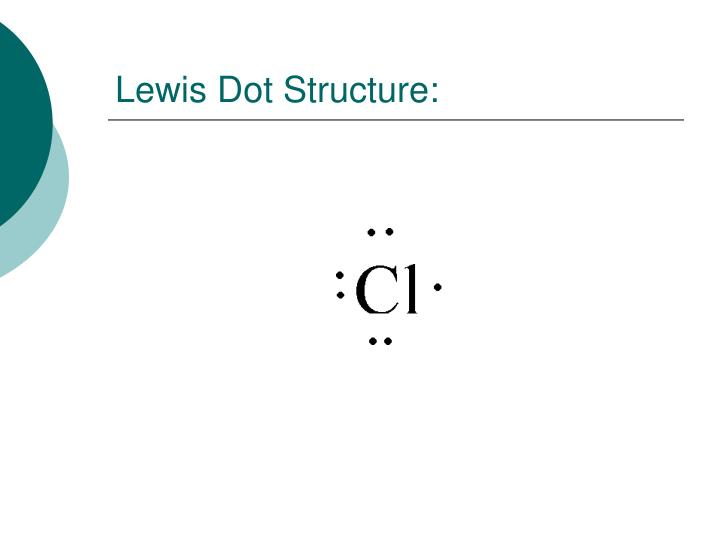 Lewis Dot Structure: