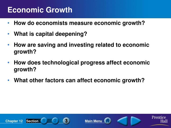 Economic Growth