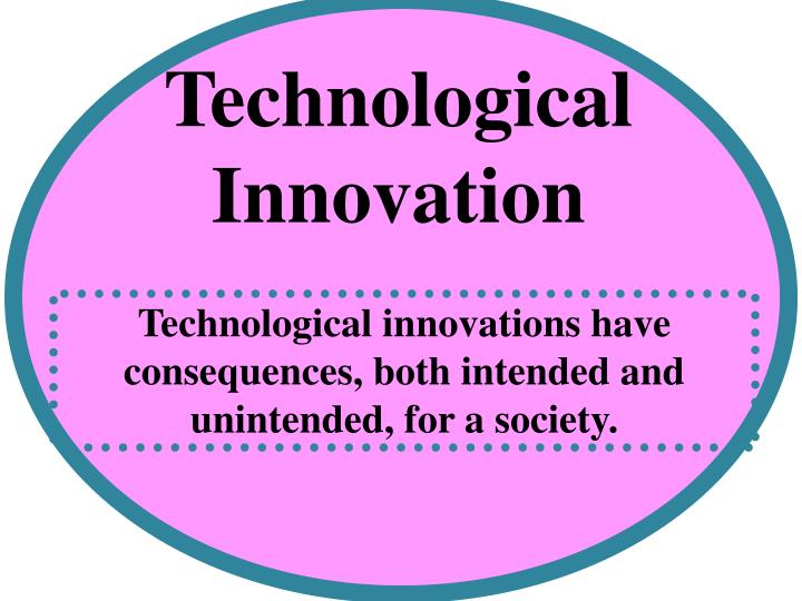 Technological Innovation