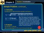 sample problem continued2