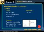 sample problem continued3