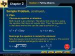 sample problem continued4