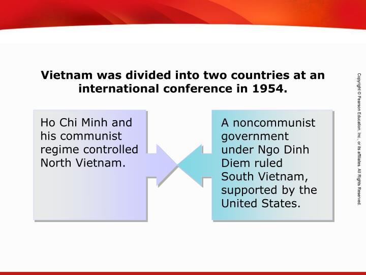 A noncommunist government