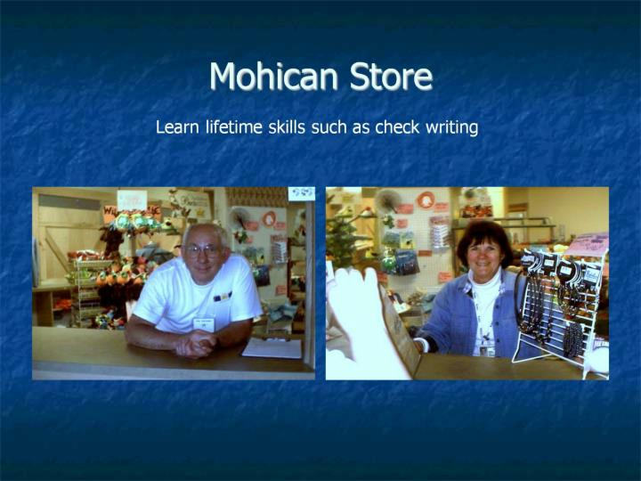 Mohican Store