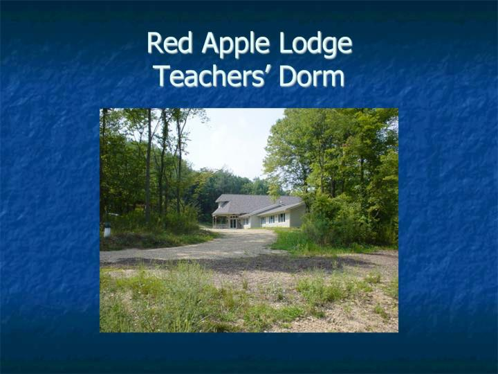 Red Apple Lodge