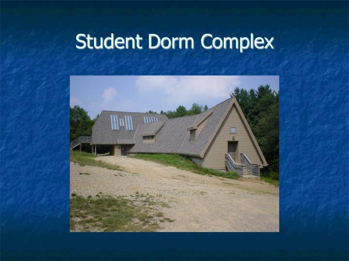 Student Dorm Complex