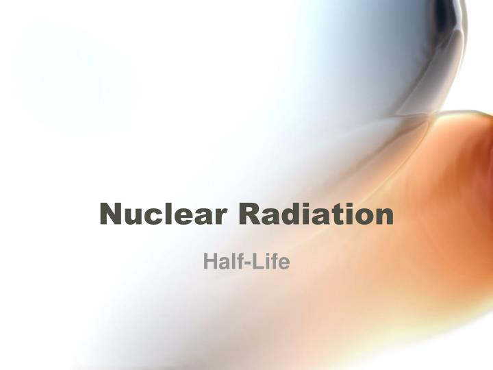 How to use radioactive dating